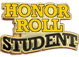 1st Six Weeks A and A/B Honor Roll