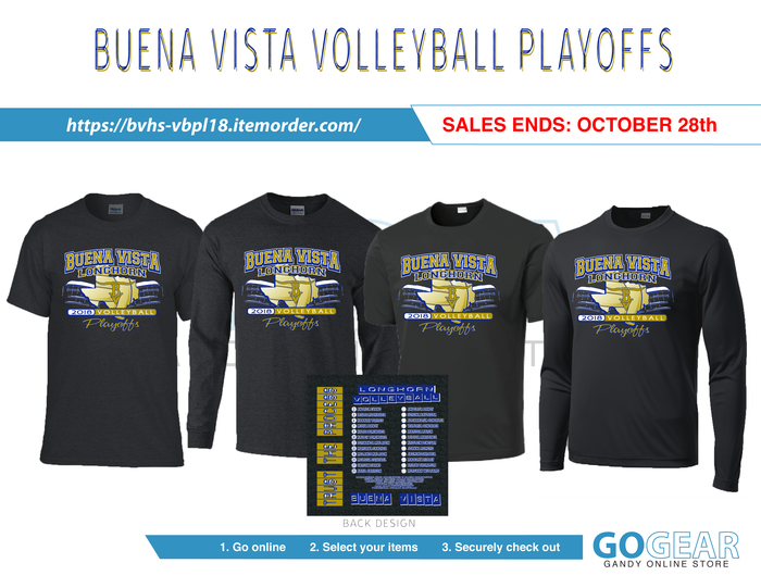 VB Playoffs T-Shirt