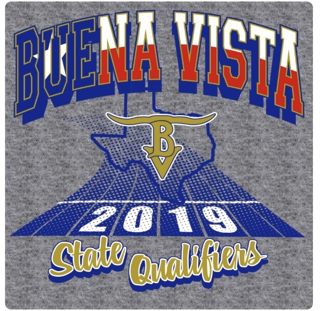 State Track Shirt 2019
