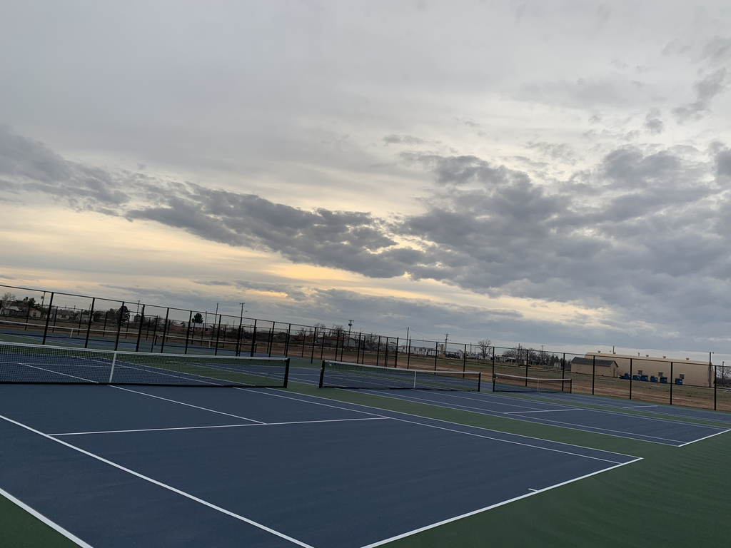 BVISD Tennis Facility